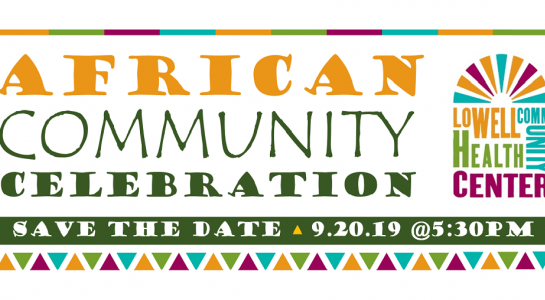 African Community Celebration Save the Date
