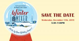 Winter Mixer 2019